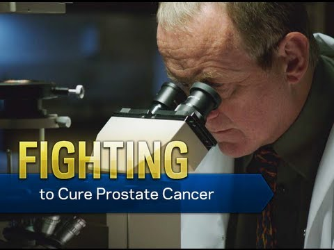 Fighting to Cure Prostate Cancer