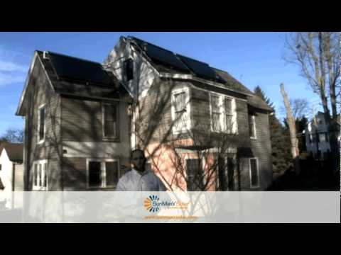 SunMaxx Residential Solar Thermal Installations: Sidney NY