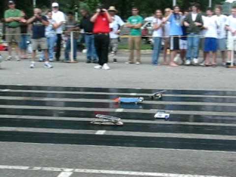 Junior Solar Sprint Final Race