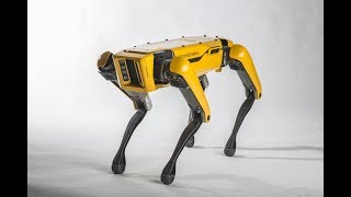 """""""SpotMini Update"""" Robot Dog Learned Opening Door & Fighting Back 
