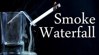How To Make A Smoke Waterfall With Sticky Notes