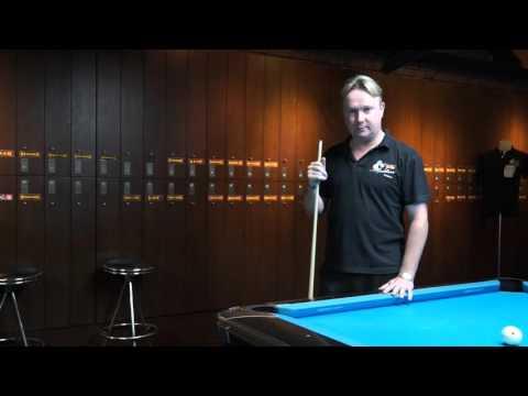 Perfect Pool Break Shot