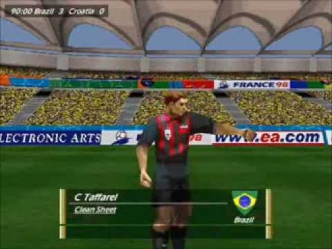 FIFA World Cup 2014'98 -Day1: Brazil VS Croatia