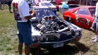 2007 AMC CAR SHOW KENOSHA WI