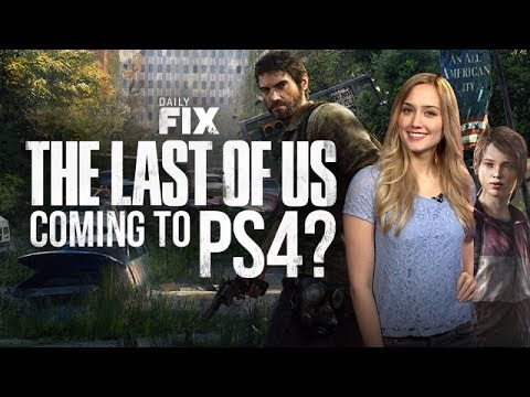 Last of Us PS4 & No Cheats in Titanfall - IGN Daily Fix 03.27.14