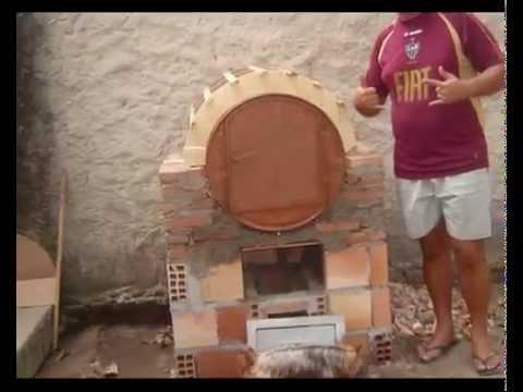 Como fazer um forno caipira