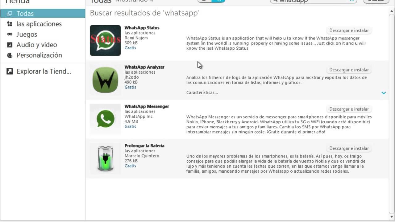 Comowhatsapp Para Nokia 5230
