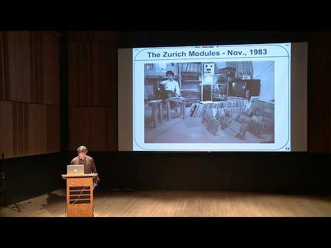 Joe Paradiso - Interaction in the Post-Convergence Age