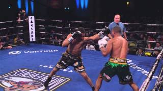 HBO Boxing After Dark: Mayfield Vs. Dulorme Highlights