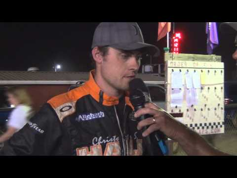 Selinsgrove Speedway PA Speedweek Champion Interview 7-06-14