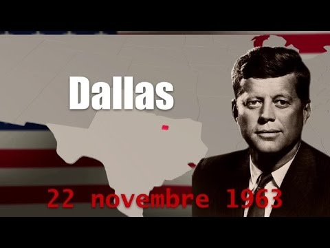 L'assassinat de John Fitzgerald Kennedy