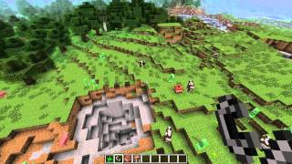 Minecraft Nvidia GTX 650 Ti Gameplay At 1080p