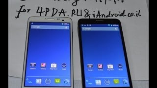 Elephone P8 Octa Core MTK6592 Smart Phone Function Test