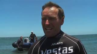 VESTAS Sailrocket Sailing Speed Record