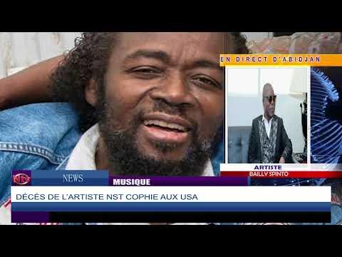 Décès de Nst Cophies : Djabo Steck et Bailly Spinto parlent.....
