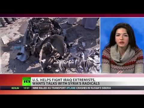 Lethal Aid: US arms Iraq to fight Al-Qaeda