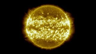 NASA SDO: Three Years Of Sun In Three Minutes