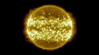 NASA SDO: Three Years Of Sun In Three Minutes