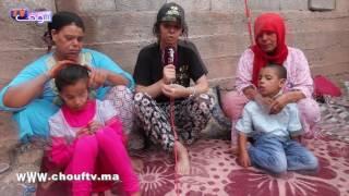 بالفيديو...فرحة العيد لمن لا عيد له..أسرة تعيش أجواء حزينة بعد هروب الأب |
