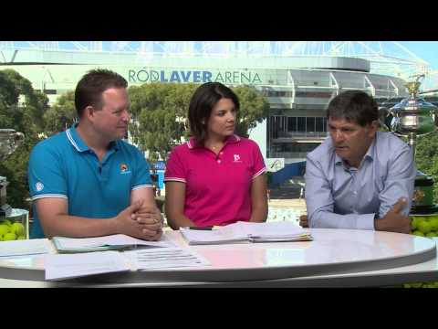 Uncle Toni Nadal on Rafa - 2014 Australian Open