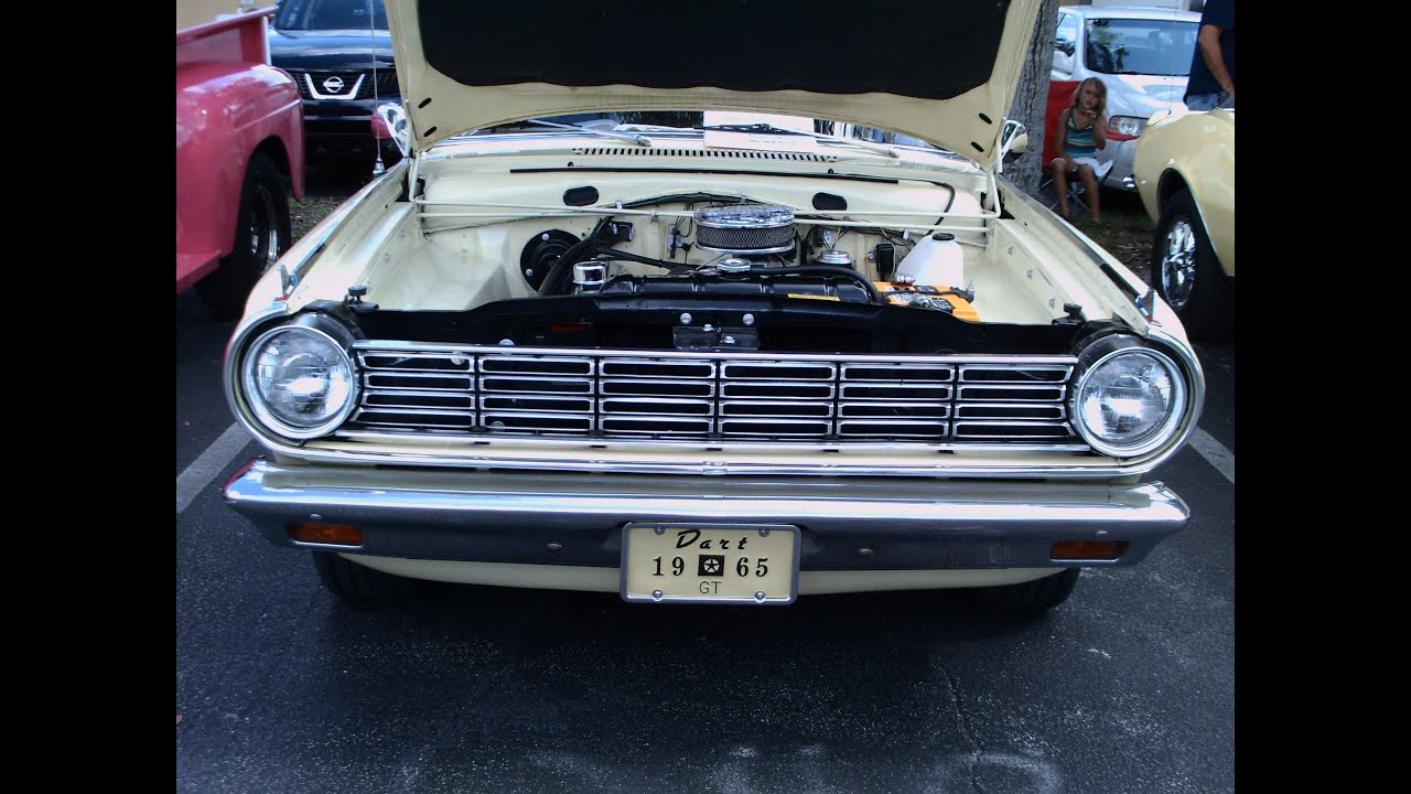 1965 dodge dart gt convertible for sale