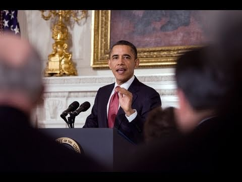 President Obama and Vice President Biden Address National Governors Association