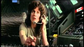 Alien Anthology Sigourney Weaver Screen Test: Ripley