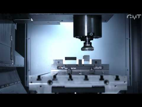 Glacern Machine Tools - GDV Double Station Vise for CNC Milling Machines