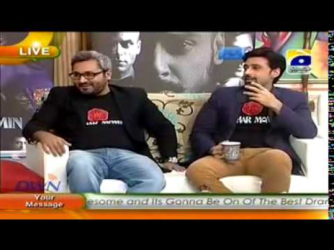 Utho Jago Pakistan , Full , 14th April 2014 , (Bashar Momin Special) , Morning Show , By GeoTV