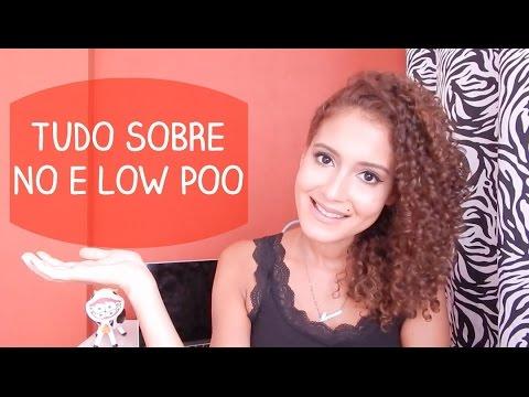 No e Low Poo - TUDO o que você precisa saber   Mari Morena