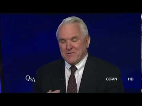 Martin Sullivan Q&A on C-SPAN /  former Treasury Department Economist