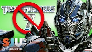Is the Next Transformers Movie Not Happening?! - SJU