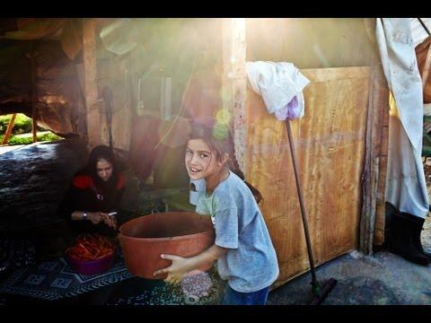 Syria Crisis: One Million Refugee Children