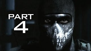 Call Of Duty Ghosts Gameplay Walkthrough Part 4 Campaign