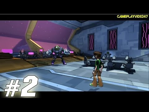 Ben 10 Omniverse 2 Playthrough: Part 2 - (Gameplay Walkthrough W/Commentary) (NEW/HD)