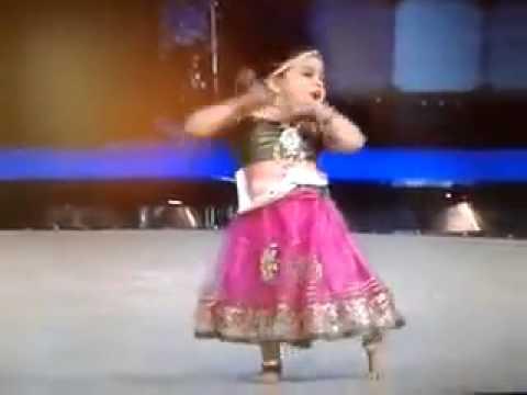 hindi song dancer a little girl....