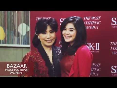 BAZAAR  MOST INSPIRING WOMEN SK-II EVENT