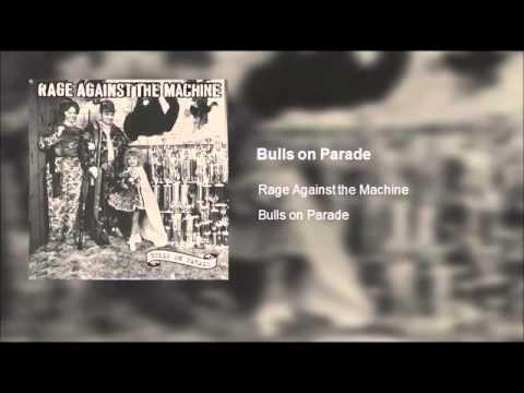 bulls on parade rage against the machine lyrics