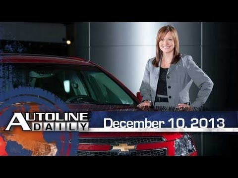 Mary Barra Named GM CEO - Autoline Daily 1274