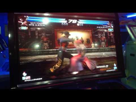 TTT2U Banjar+Bugis (Eddy/Christie) VS Shrimboo (Kazuya/Heihachi) #1.MOV