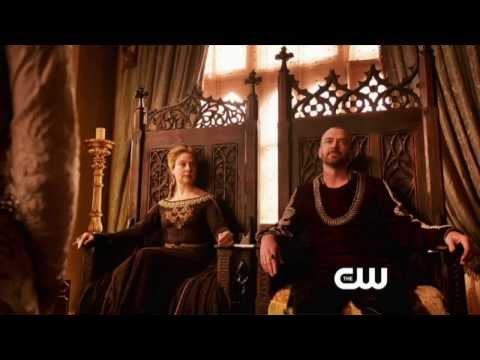 Reign new promo the queen the prince the alliance reign tv