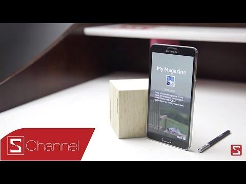 Mở hộp Galaxy Note 3 Docomo: Giá chỉ 9 triệu đồng