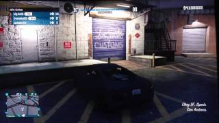 GTA 5 Glitches Unmarked Police Cars Into GTA Online 1.09