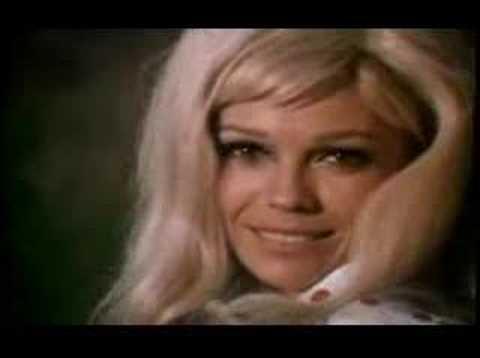 NANCY SINATRA  Sugar Town 1967  YouTube