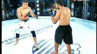 Brutal Knockout Capoeira Kick ( Brazil ) MMA.