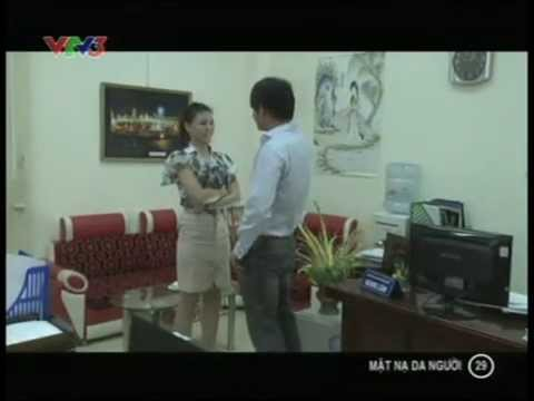 Phim Việt Nam - Mặt nạ da người - Tập 29 - Mat na da nguoi - Phim viet nam