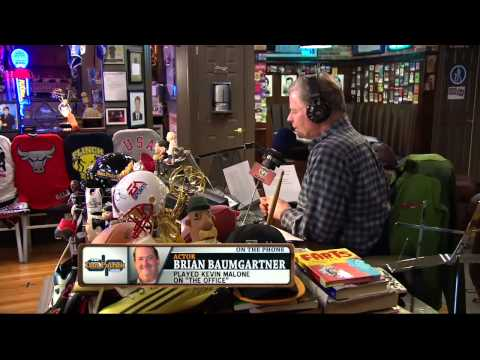 Brian Baumgartner on the Dan Patrick Show 1/6/13