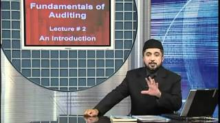 Lecture 02 (ACC311 – Fundamentals of Auditing)