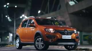 Novo Sandero Stepway 2015 Vídeo Oficial Da Renault