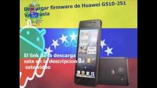 Descargar Firmware De Huawei G510-251